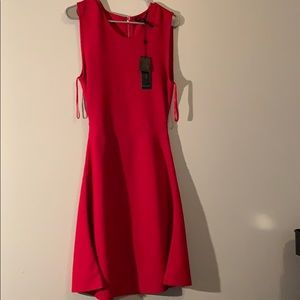 NWT BCBG Maxazria red dress size small!